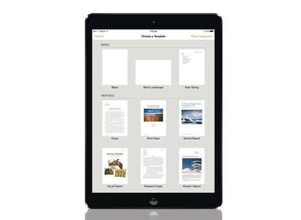 Pages for iPad and iPhone: finally giving Microsoft Word a run for its money