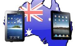 Samsung Galaxy Tab 10.1 ads take a dig at Apple