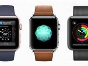 Apple watchOS 4 announced at WWDC 2017