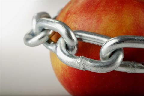 Securing Apple iOS8