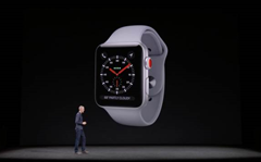Apple Watch Series 3 offers built-in 4G
