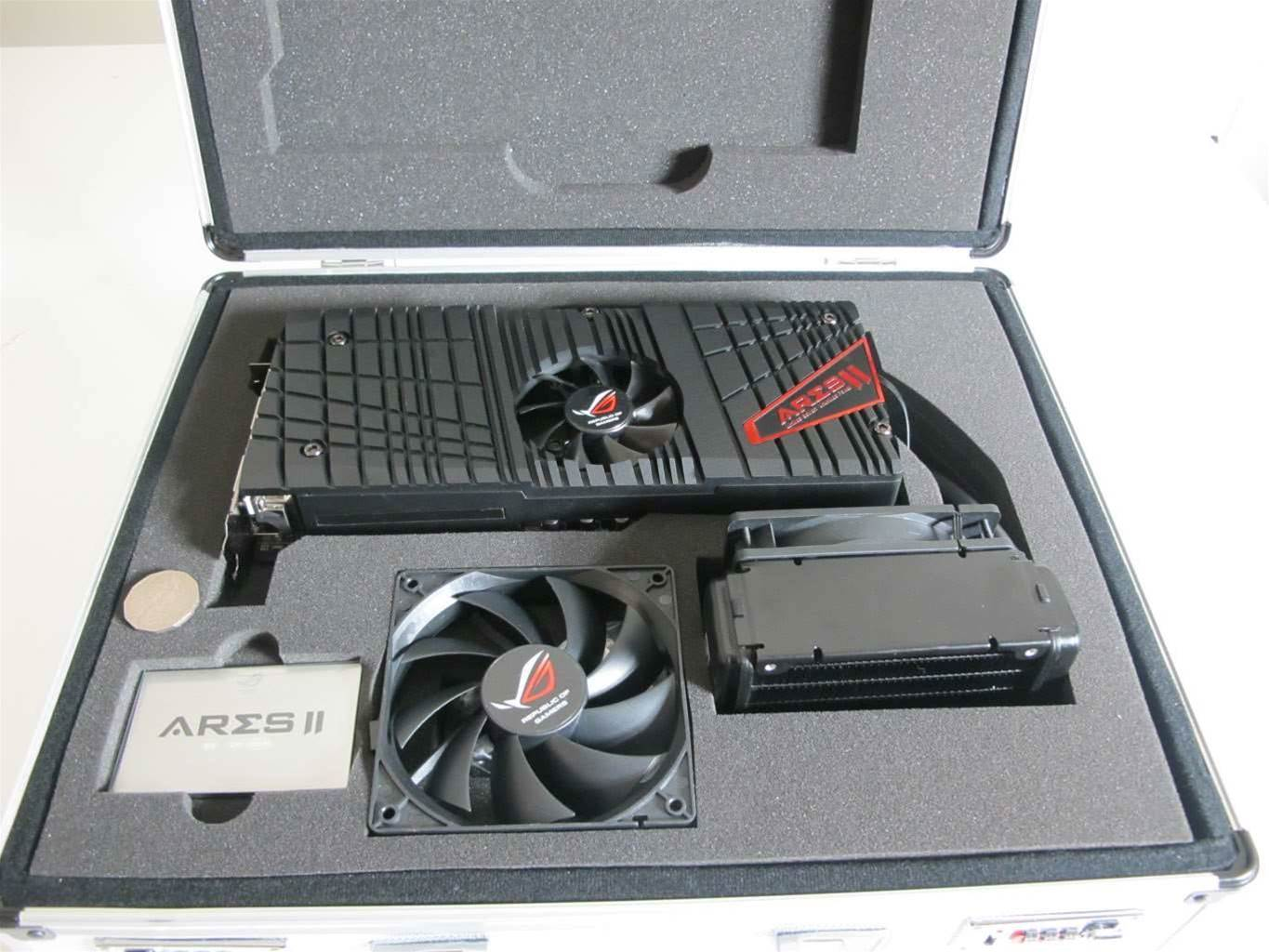 Australian First: ASUS ROG ARES II