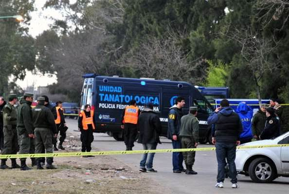 Boca fans shot dead in pre-match violence