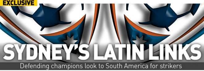 Sydney FC's Latin Links