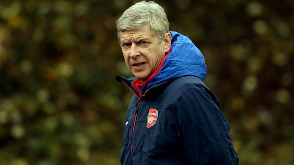 Wenger not envious of City squad