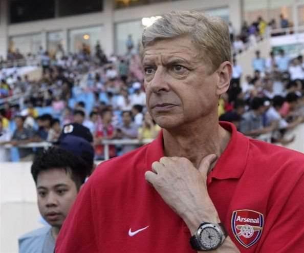 Wenger: Japanese football is 'world-class'