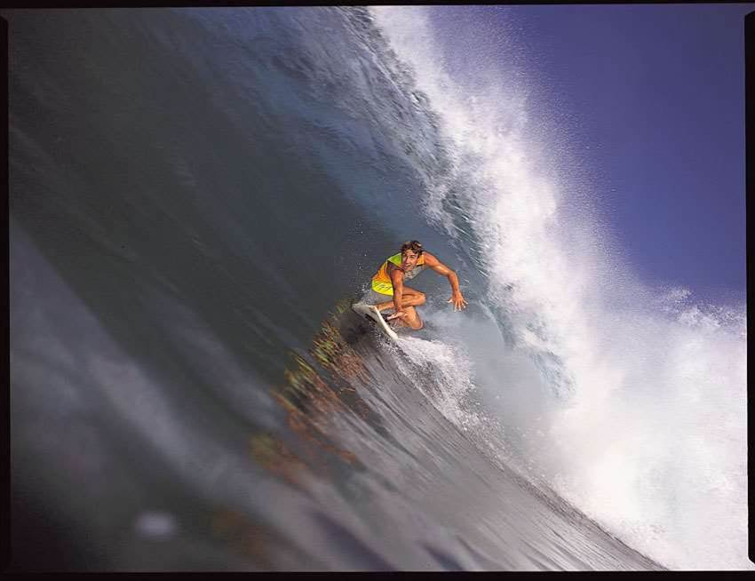 Who Was The World's First Freesurfer?
