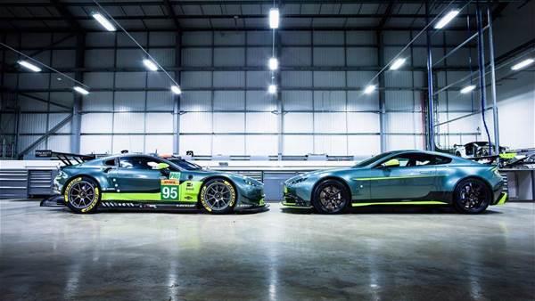 Aston Martin works team set for Bathurst 12 Hour