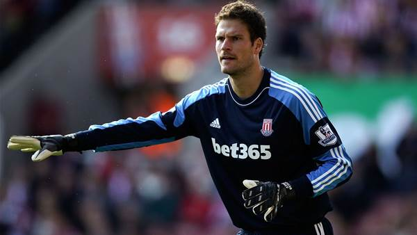 Begovic calls for sharper Stoke