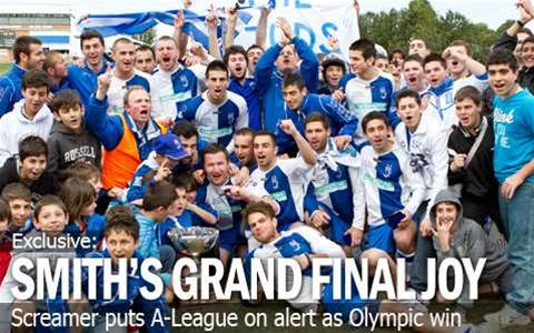 Alex Smith: 'My Grand Final Delight'