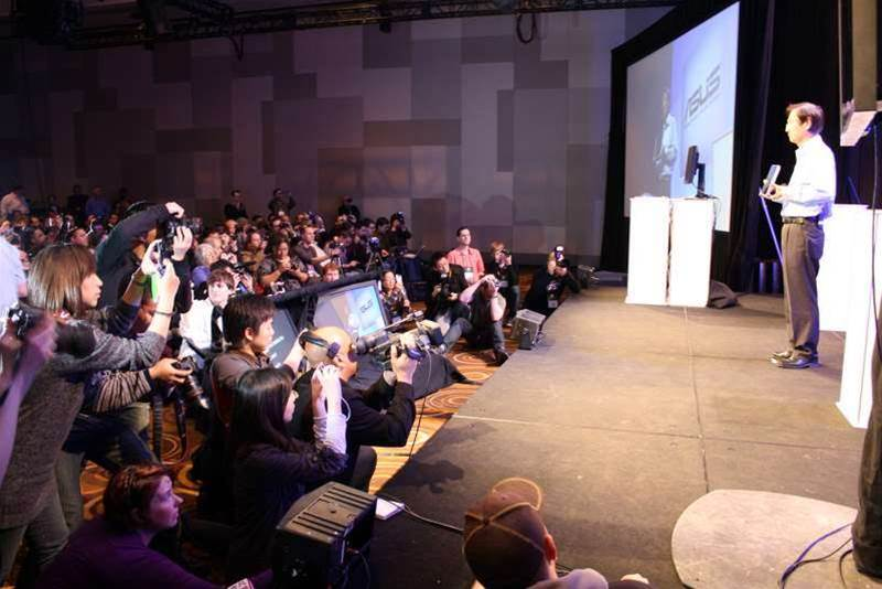 Tablet envy! Anti-iPad grabs spotlight as world's biggest tech expo gears up