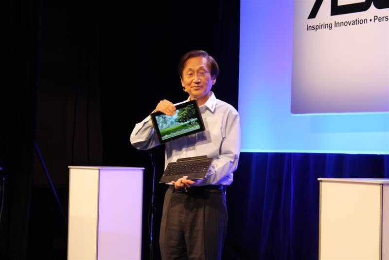 CES: ASUS launches hybrid Eee Pad tablet