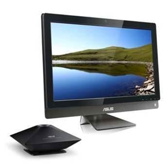 Asus releases all-in-one PC with ten-point touch
