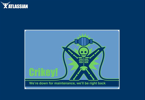 DDoS takes Atlassian offline