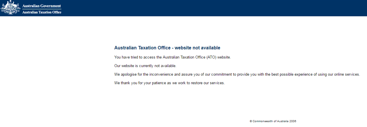 'Hardware issue' downs ATO digital services