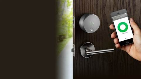 AGL invests $12.5m into smart lock start-up