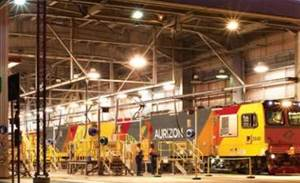 Aurizon to revamp supply chain systems