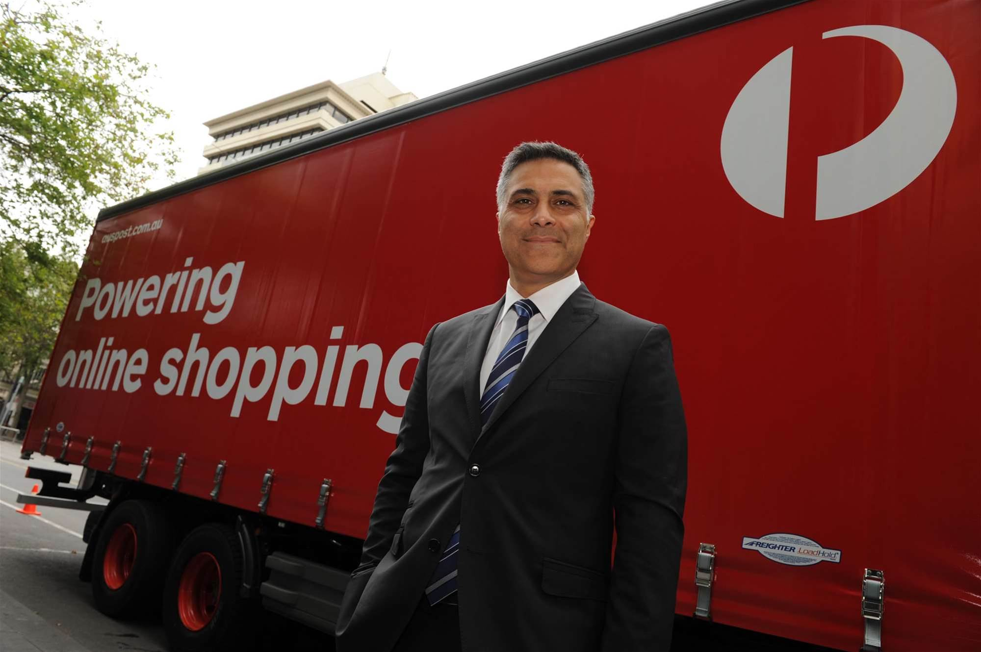 AusPost CEO eyes end of email