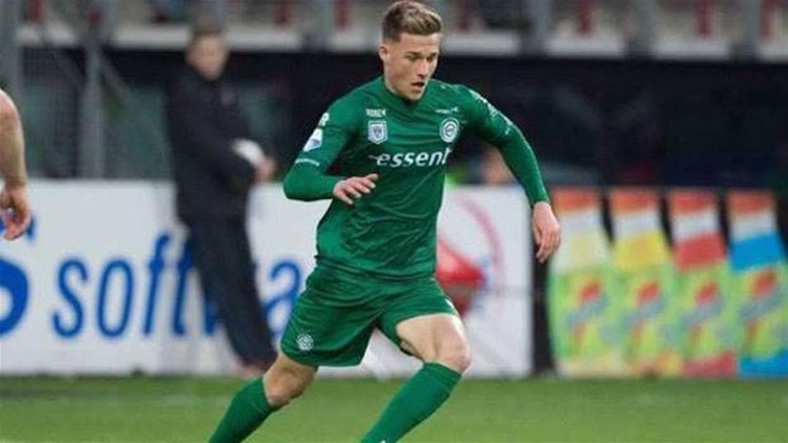 Aussie Hrustic scores in Eredivisie thumping