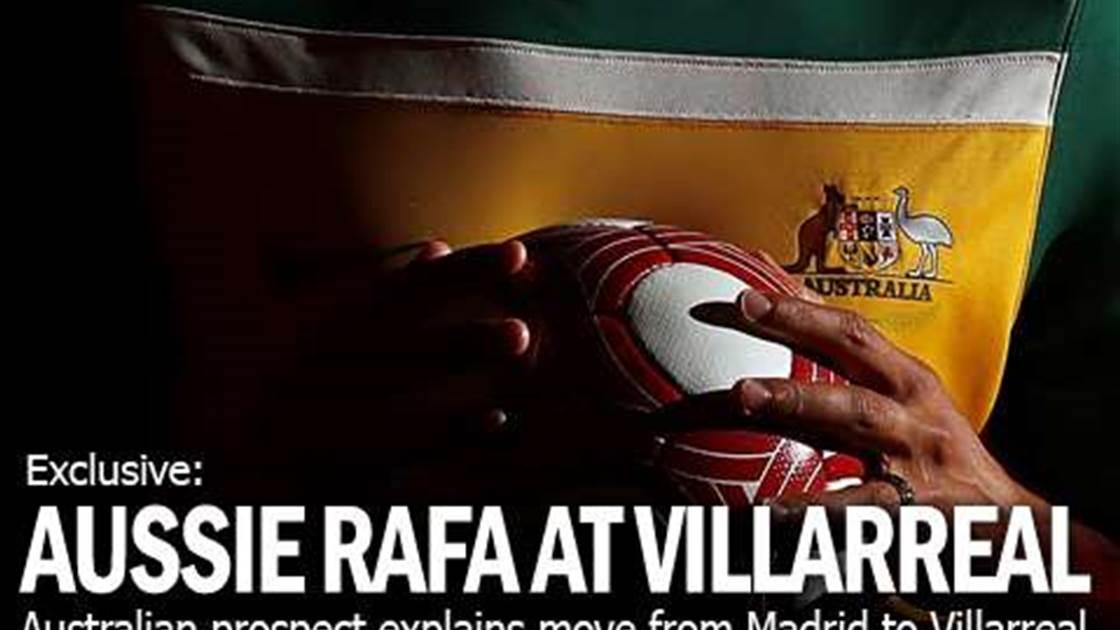 Rafa Jimenez On His Villarreal Switch