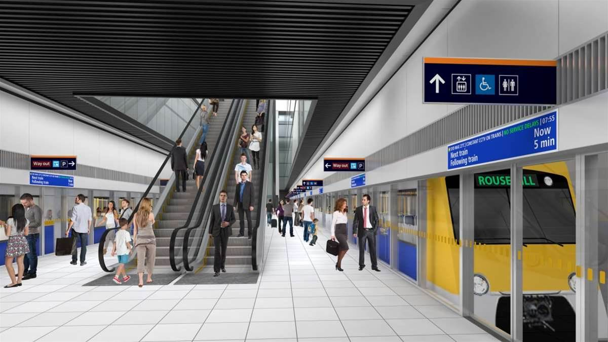 NSW Govt backs commuter train automation