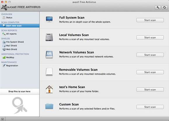 Protect your Mac from the dark side of the web with avast! Free Antivirus for Mac