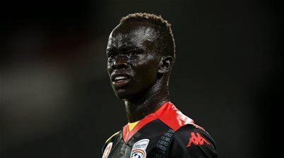 In-form Mabil: I needed an opportunity