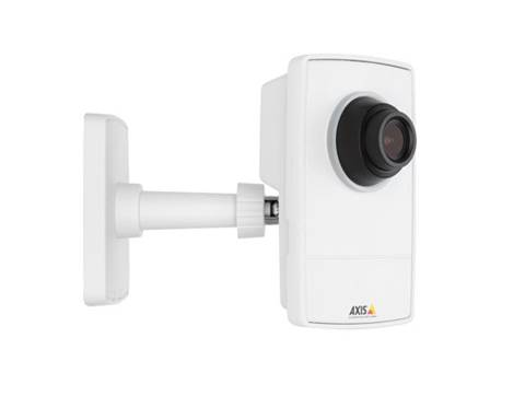 "Another security camera, this one with a ""corridor"" mode"