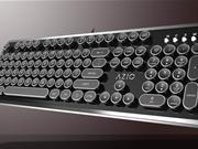 Azio keyboard makes the mundane memorable