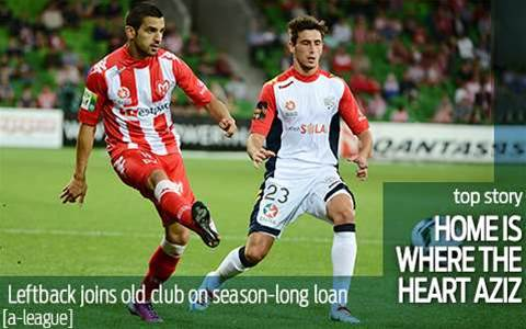 Home is where the Heart Aziz for Behich
