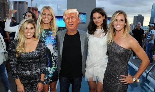 WSL CEO Trump: A Dark, Twisted Fantasy