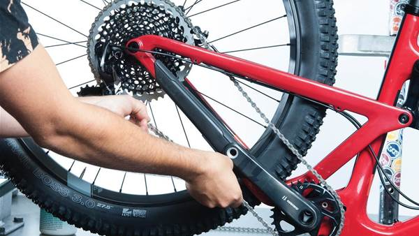How to set up SRAM Eagle