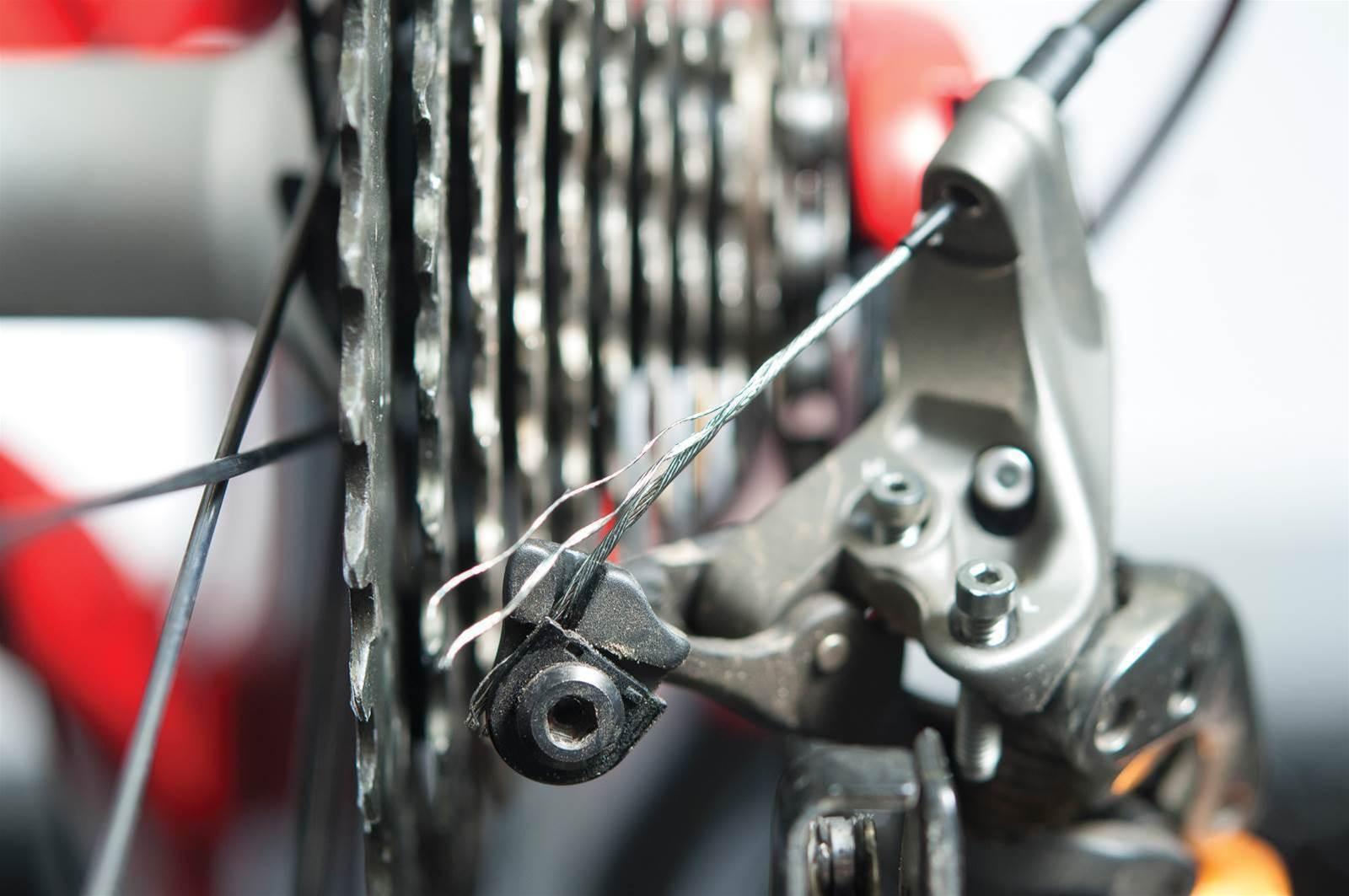 WORKSHOP: How to fix trashy gears