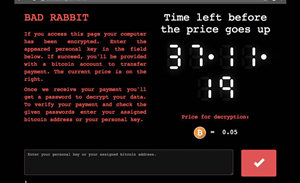 Is Bad Rabbit the new NotPetya?