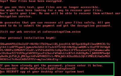 Code flaws in BadRabbit aid file recovery