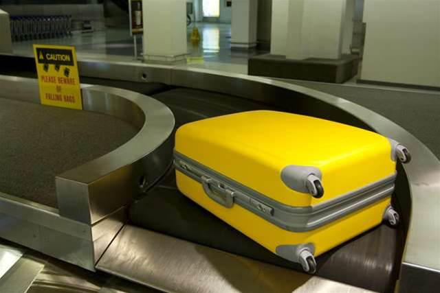 Paranoid about losing your luggage?