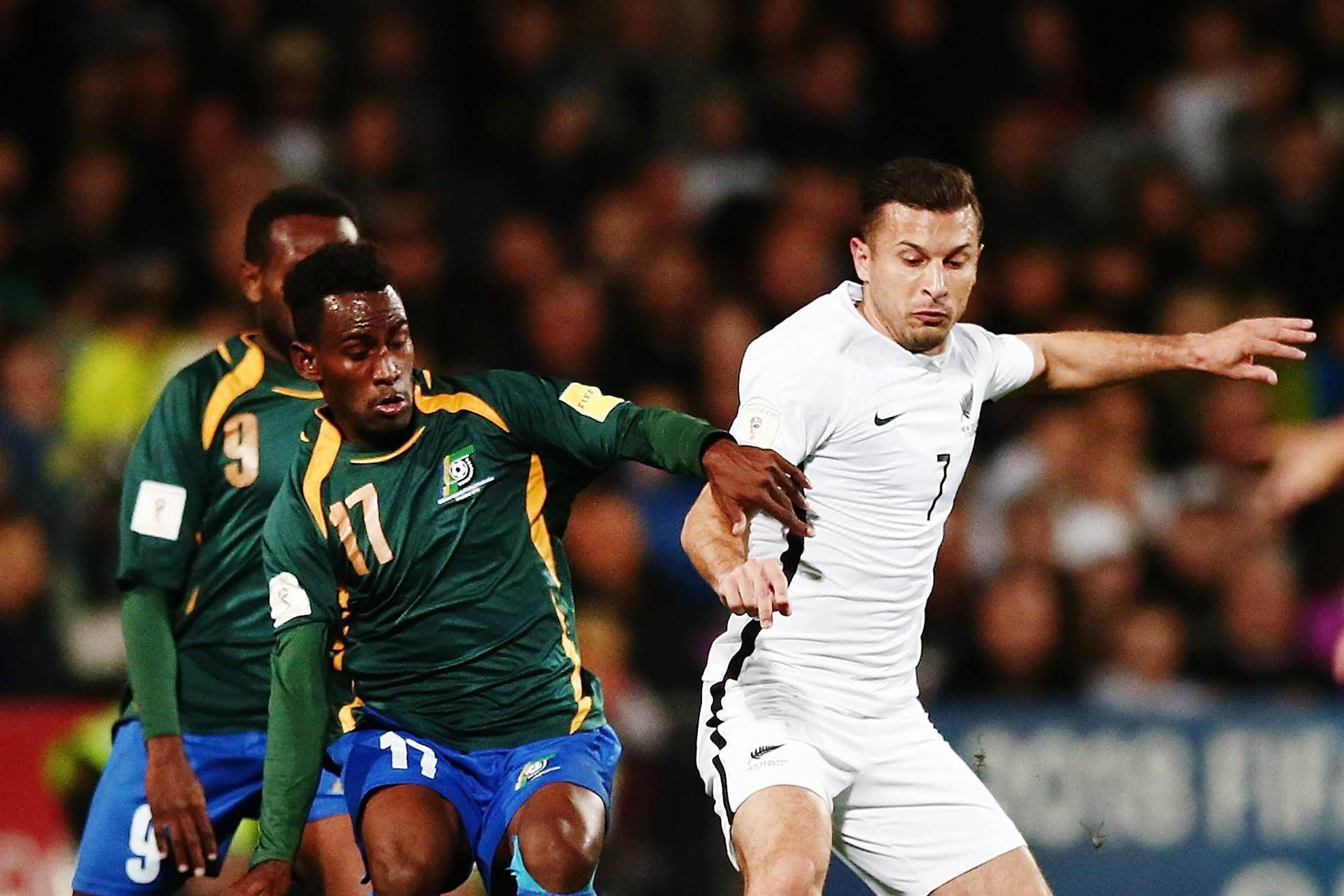 Barbarouses: World Cup will be making of Kiwi football