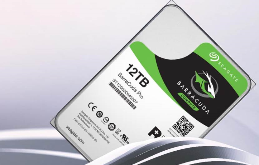Seagate reveals new 12TB drives for desktop and NAS devices