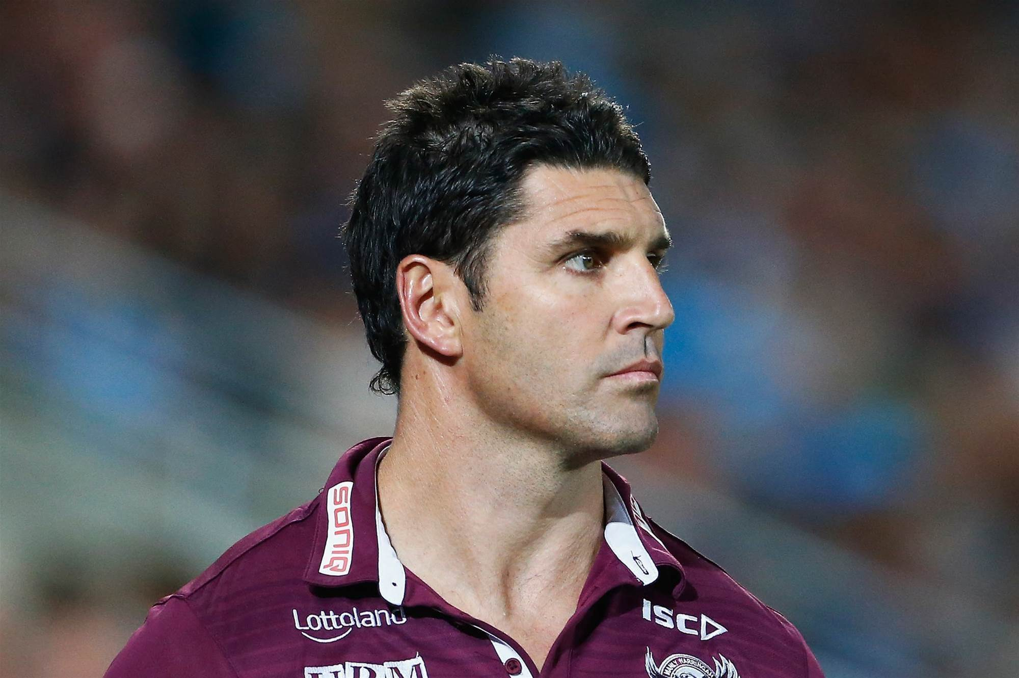 Manly meet with Barrett as rivals circle
