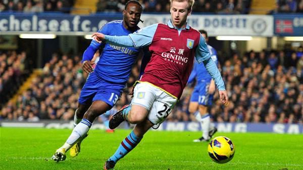 Crystal Palace sign Bannan