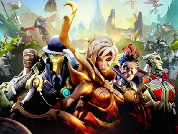 Gearbox and 2K announce Battleborn