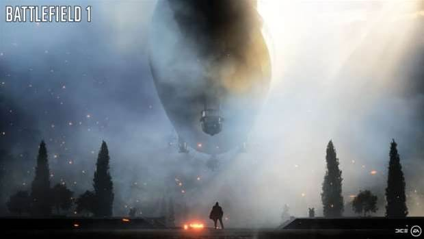 Battlefield 1 and the problems of making a game out of World War I