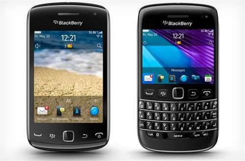 New BlackBerry handsets announced