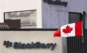 BlackBerry floor price set at $4.98 bn