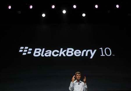 RIM faces day of reckoning with BlackBerry 10 launch