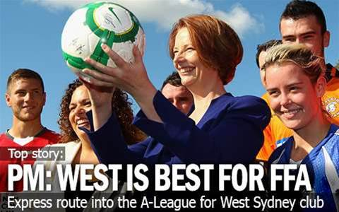 PM: West Is Best For FFA