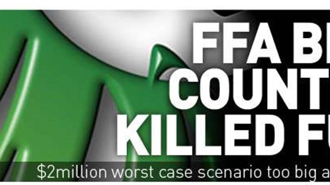 Bean Counters Killed Fury