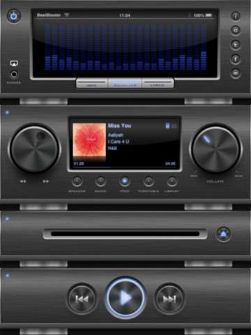 Transform your iPad into a fully featured hifi with BeatBlaster