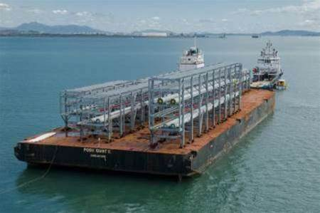 Bechtel brings RFID to Curtis Island gas projects