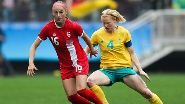 Matildas stunned by Canada